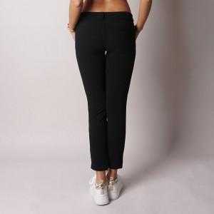 Черен клин панталон 4268
