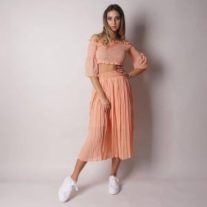 Дамска пола с блуза 6471
