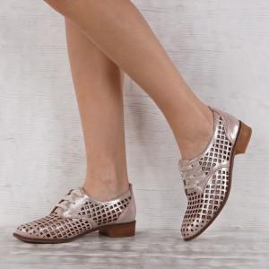 Дамски Обувки естествена кожа GS 5592