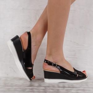 Дамски сандали еко кожа GS 6755