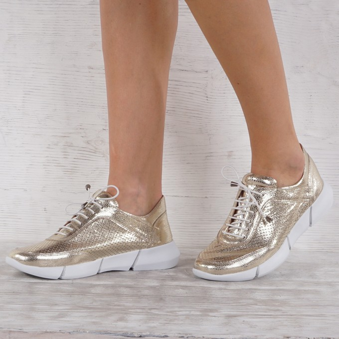 Дамски Обувки естествена кожа GS 2691