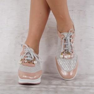 Дамски Обувки естествена кожа GS 4543