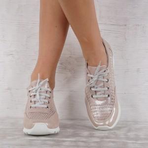 Дамски Обувки естествена кожа GS 4544