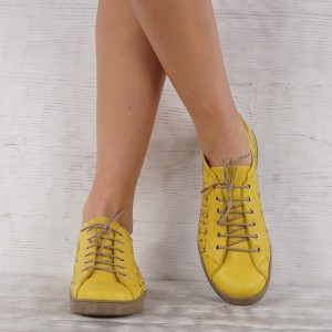 Дамски Обувки естествена кожа GS 5100