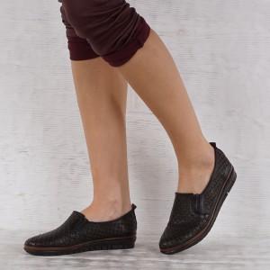 Дамски Обувки естествена кожа GS 6908