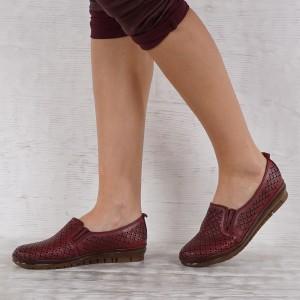 Дамски Обувки естествена кожа GS 6909