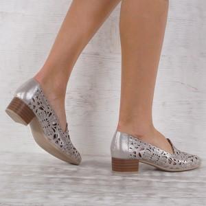 Дамски Обувки естествена кожа GS 7013