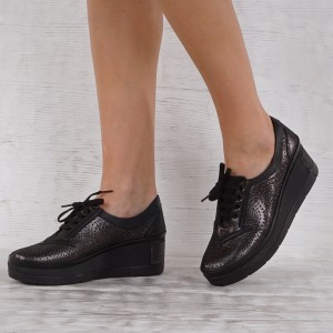 Дамски Обувки естествена кожа GS 7014
