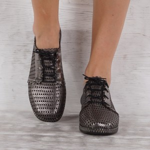 Дамски Обувки естествена кожа GS 7115