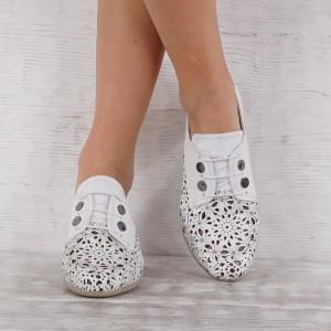 Дамски Обувки естествена кожа GS 7127
