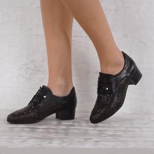 Дамски Обувки естествена кожа GS 7128