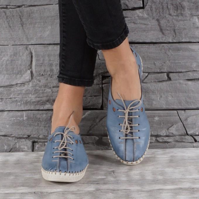 Дамски Обувки естествена кожа GS 4221