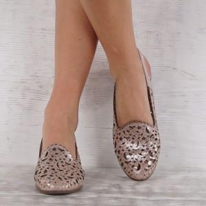 Дамски Обувки естествена кожа GS 5633