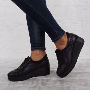 Дамски Обувки естествена кожа GS 6035