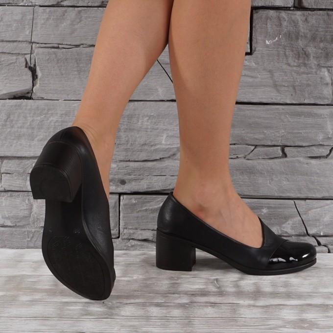 Дамски Обувки естествена кожа GS 6769