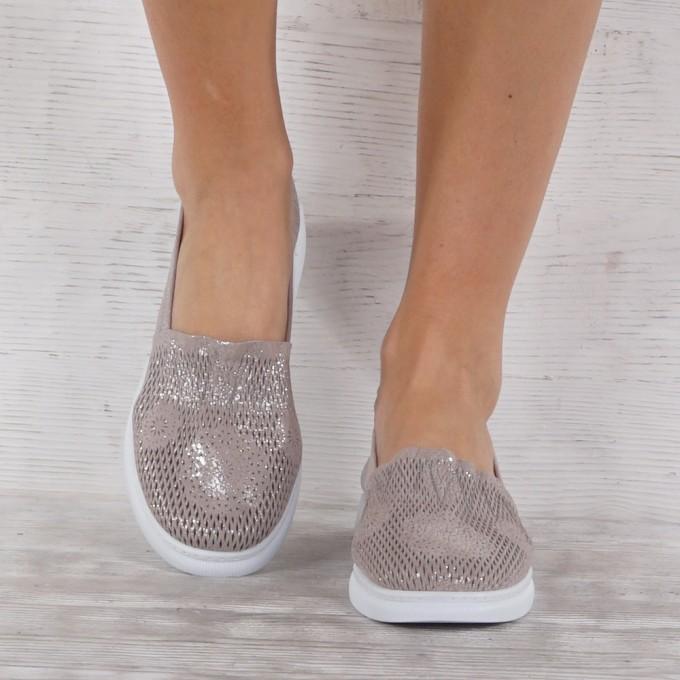 Дамски Обувки естествена кожа GS 6943