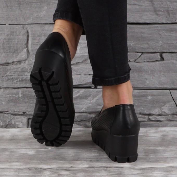 Дамски Обувки естествена кожа GS 7083