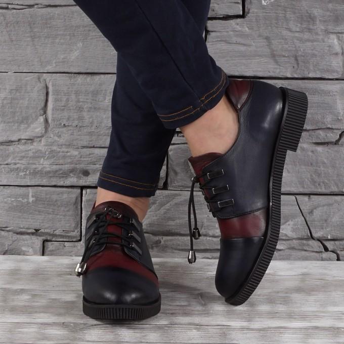 Дамски Обувки естествена кожа GS 7568