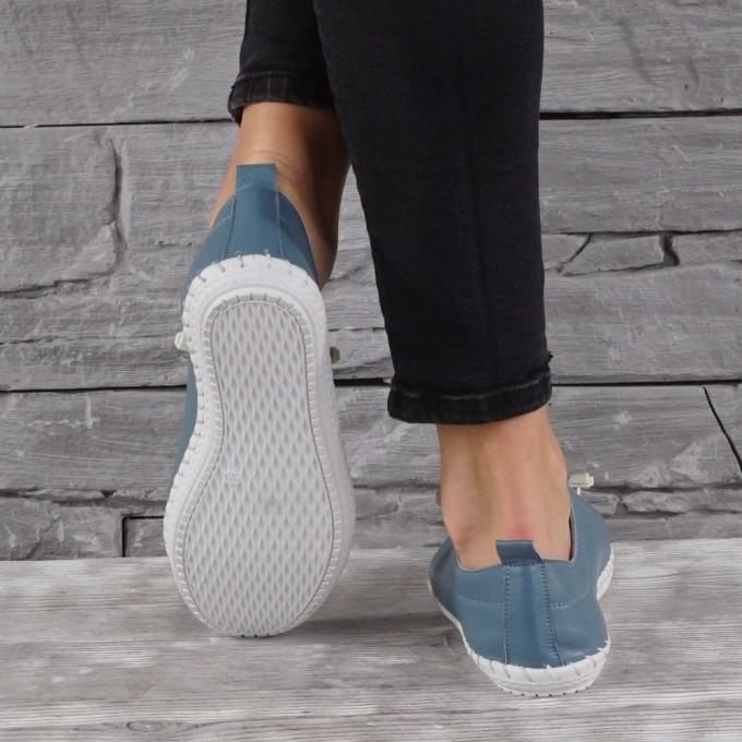 Дамски Обувки естествена кожа GS 7680