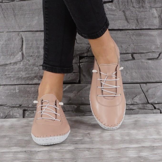 Дамски Обувки естествена кожа GS 7681