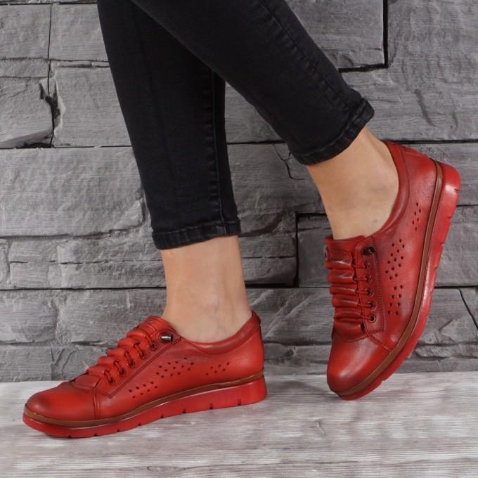 Дамски Обувки естествена кожа GS 7738