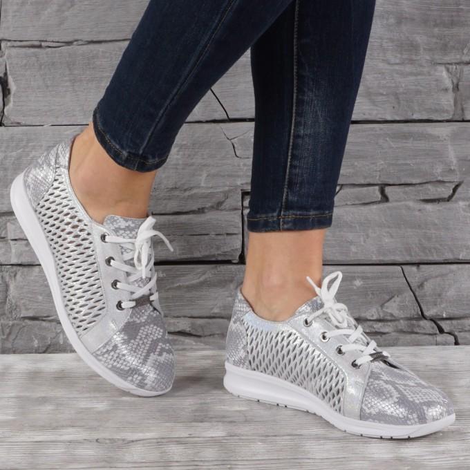 Дамски Обувки естествена кожа GS 7844