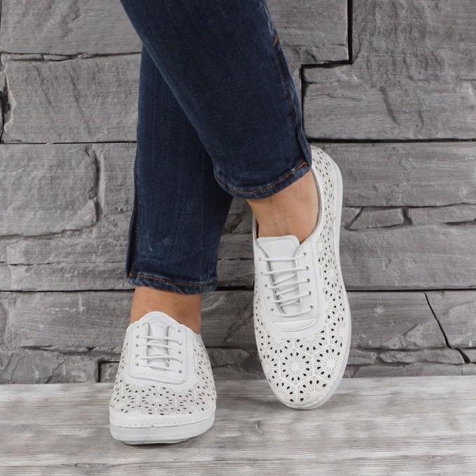Дамски Обувки естествена кожа GS 7885