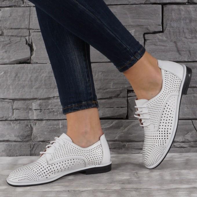 Дамски Обувки естествена кожа GS 7886