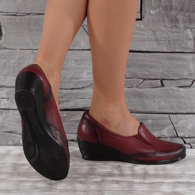 Дамски Обувки естествена кожа GS 2693