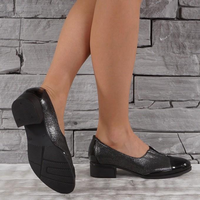 Дамски Обувки естествена кожа GS 3920