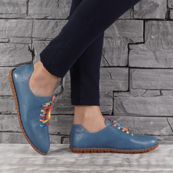 Дамски Обувки естествена кожа GS 7162