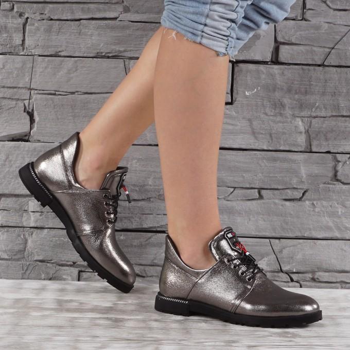 Дамски Обувки естествена кожа GS 7683