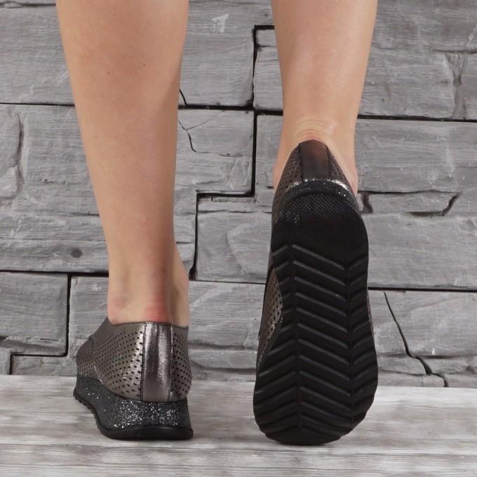 Дамски Обувки естествена кожа GS 7695