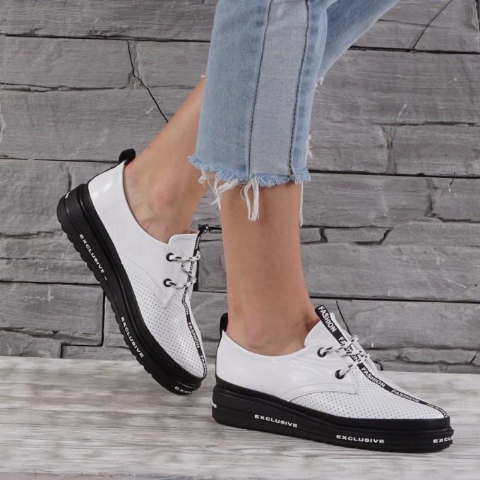 Дамски Обувки естествена кожа GS 7717
