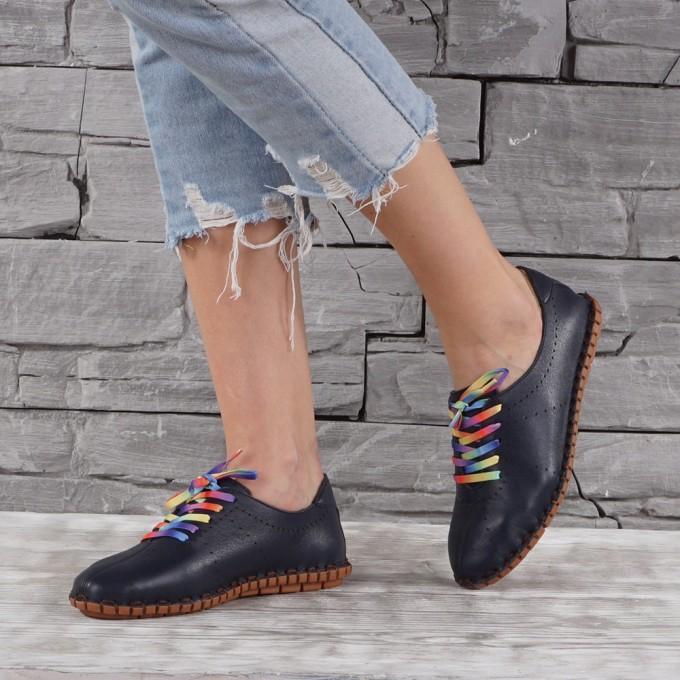 Дамски Обувки естествена кожа GS 7752