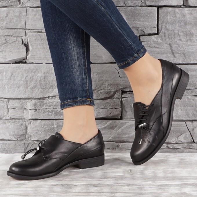 Дамски Обувки естествена кожа GS 7755