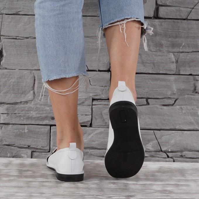 Дамски Обувки естествена кожа GS 7767