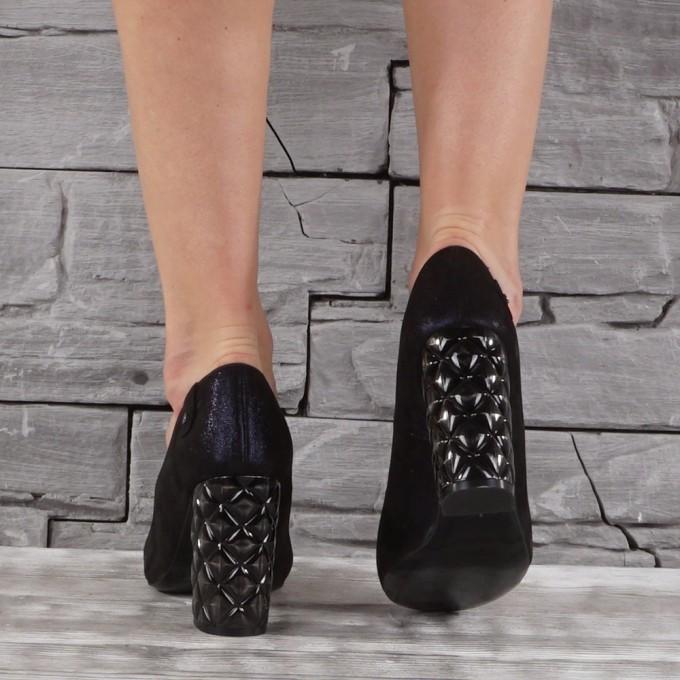 Дамски Обувки естествена кожа VISINI 7801