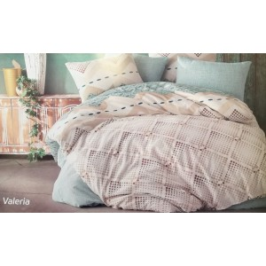 cпален комплект Valeria Poplin   памук  200x220