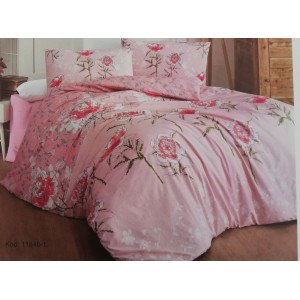 спален комплект-единичен AYTUNC 11846-1 RANFORCE памук 160x220