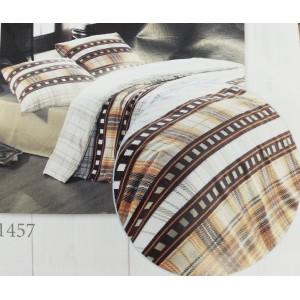 cпален комплект 1457   RANFORCE  памук  200x220