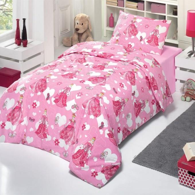 спален комплект-единичен AYTUNC 9822-2 RANFORCE памук 160x220