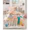 спален комплект-единичен  ANGELS  -  RANFORCE памук 160x220
