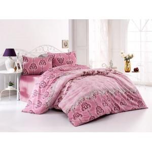 спален комплект-единичен ELIZYA RANFORCE памук 160x220