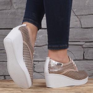 Дамски Обувки естествена кожа GS 1637
