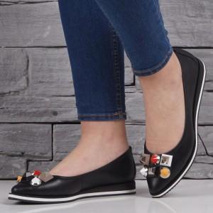 Дамски Обувки естествена кожа GS 1757