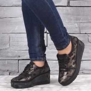 Дамски Обувки естествена кожа GS 2590