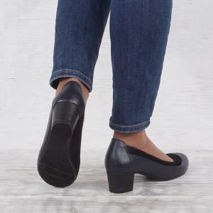 Дамски Обувки естествена кожа VISINI 6159